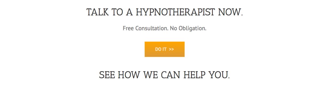 Hypnotherapy Service